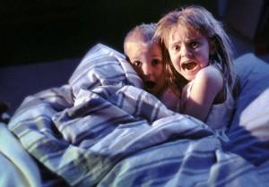почему дети боятся темноты