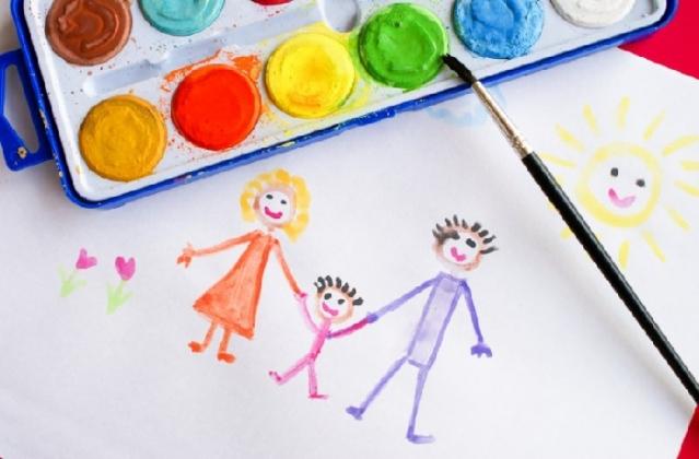 рисунки для детей все серии